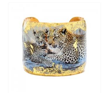Cheetah Cuff