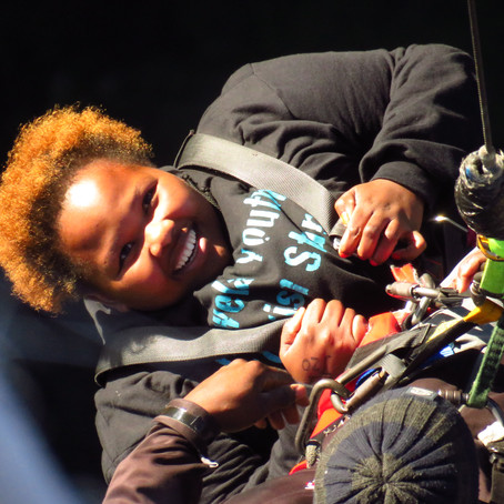 Fikile's Bungee Jumping Journey: Photo Gallery