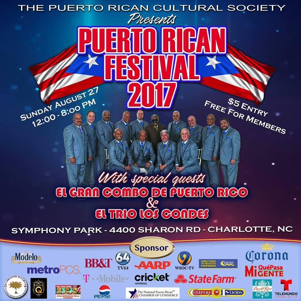 Puerto Rican Festival 2017