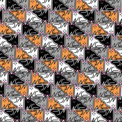 Catto Pattern, Photoshop
