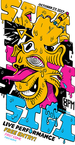 Music Branding Poster 1, Digital