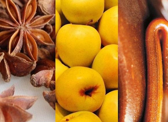 Pomme & Caramel à l'Anis Étoilé