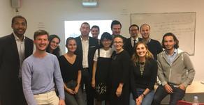Intervention au sein du DU Transformation digitale du droit et legaltech Panthéon Assas