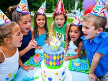 Seis tipos de fiesta que están de moda para los niños