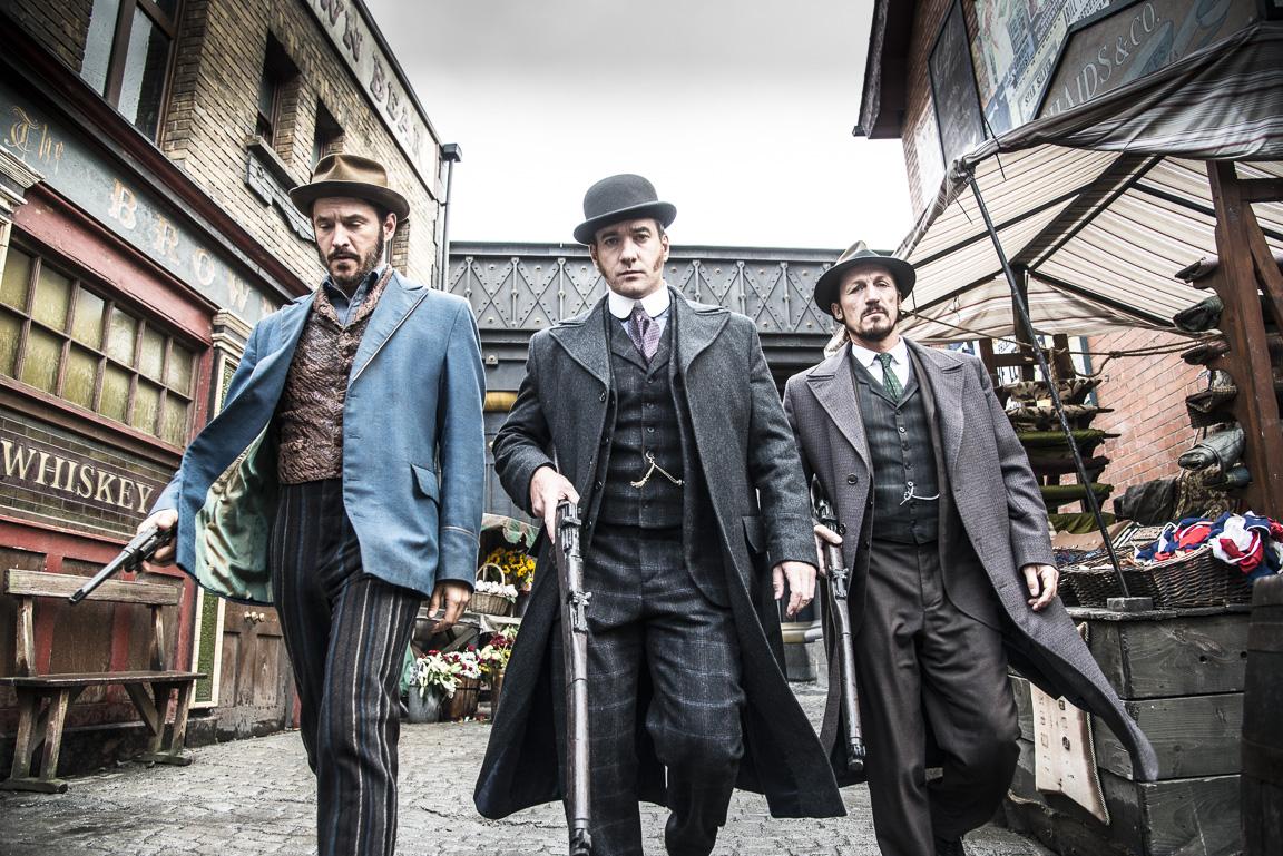 Ripper Street Series 3