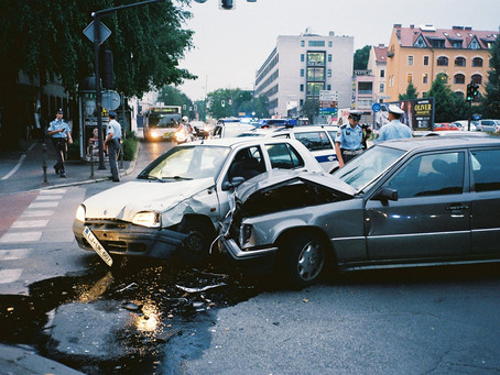 Multi-Car Collisions & How They're Different in Nevada