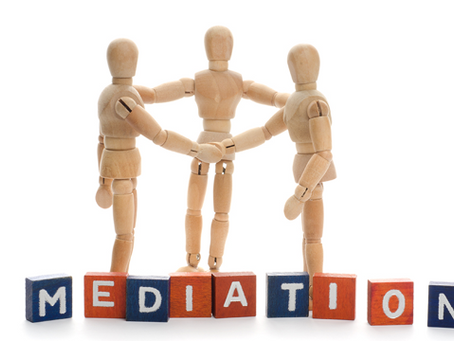 Mediation could be your best option...