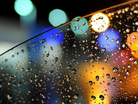 Avoiding Accidents in Rain