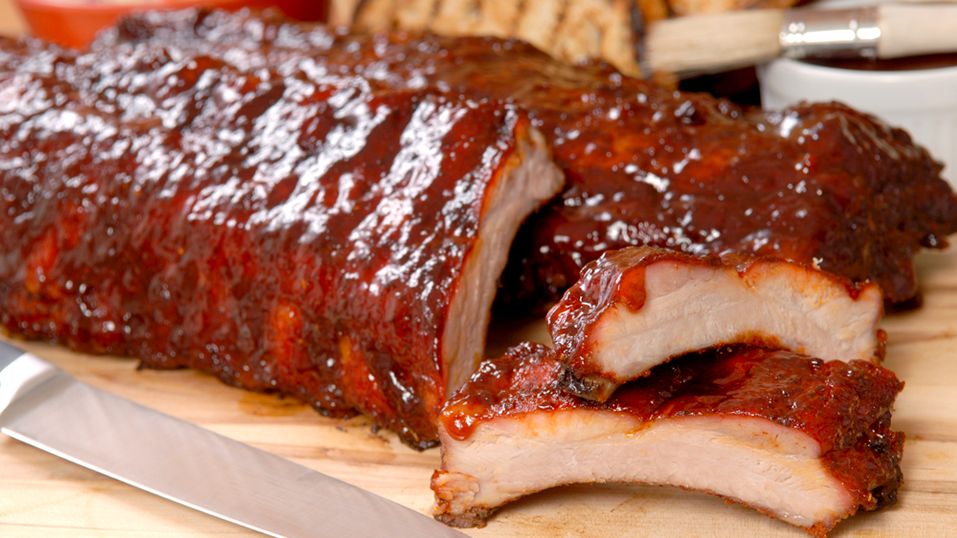 Baby Back Ribs Barbecue Recipe BBQ Ribs Recipe