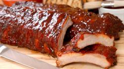 Baby Back Ribs Barbecue Recipe BBQ Ribs Recipe