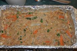 Cajun Venison Meat Loaf