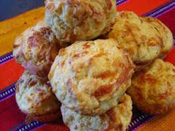 Asiago Muffins