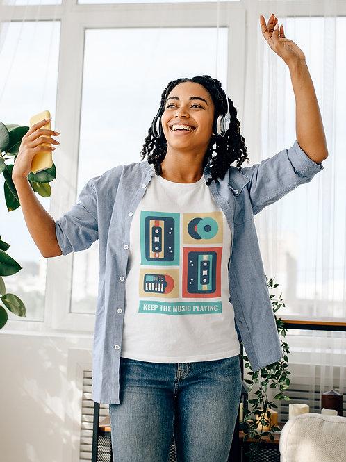 Women's Music T-Shirt