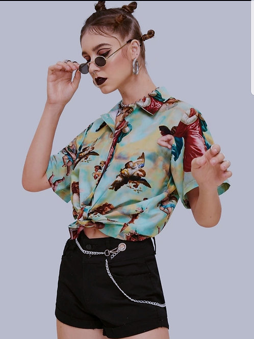 Angels and Cherubs Blouse