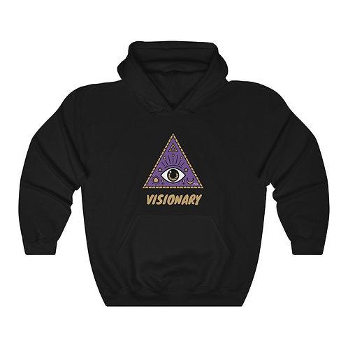 Unisex VISIONARY Hooded Sweatshirt