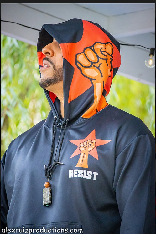 Unisex Revolution Resistance Hoodie