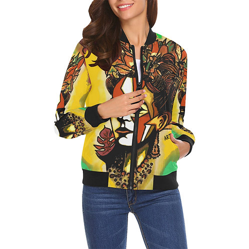 Frida Bomber Jacket