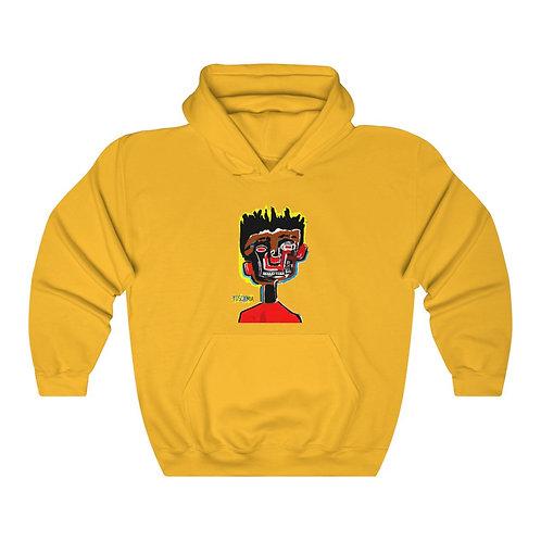 Unisex Hooded ART Sweatshirt