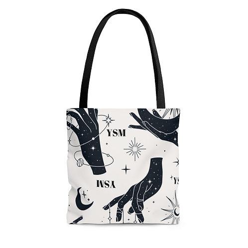 Mystic Shopper Tote Bag