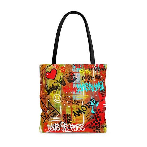 YSM Love Tote Bag