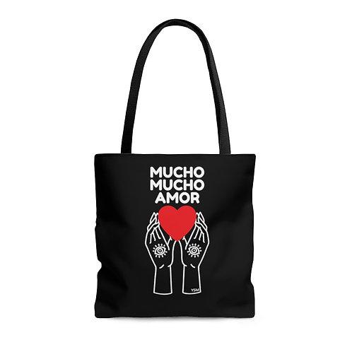 MUCHO MUCHO AMOR Tote Bag