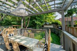 Backyard Amenity Space