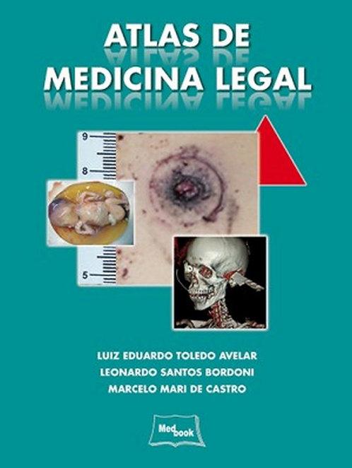 Livro Atlas de Medicina Legal