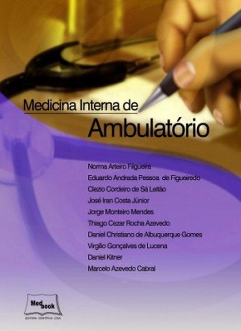 Livro Medicina Interna de Ambulatório