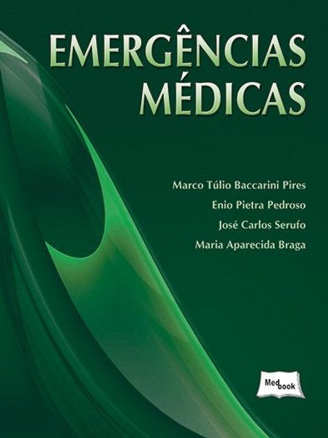 Livro Emergências Médicas
