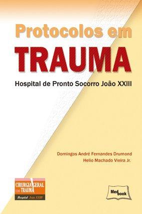 Livro Protocolos em Trauma