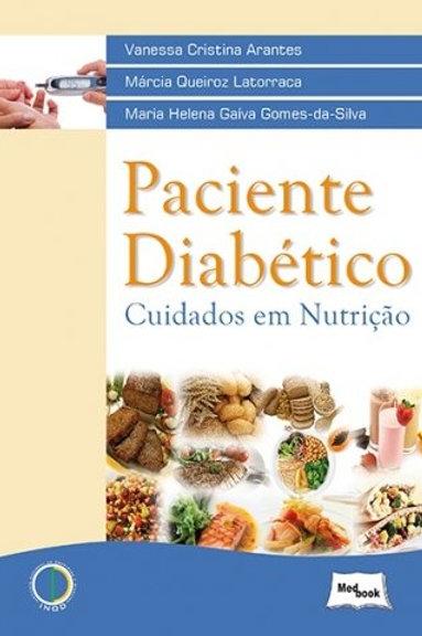 Livro Paciente Diabético - Cuidados em Nutrição