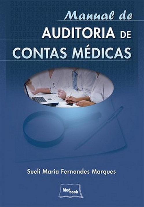Livro Manual de Auditoria de Contas Médicas