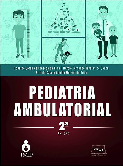 Livro Pediatria Ambulatorial