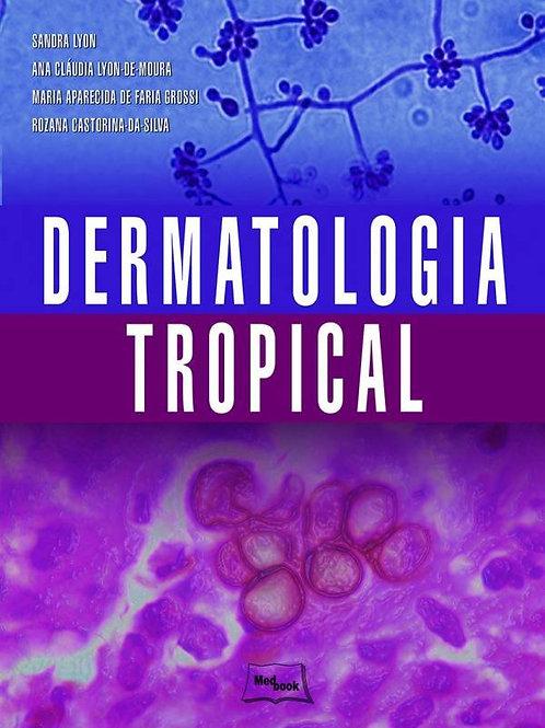 Livro Dermatologia Tropical