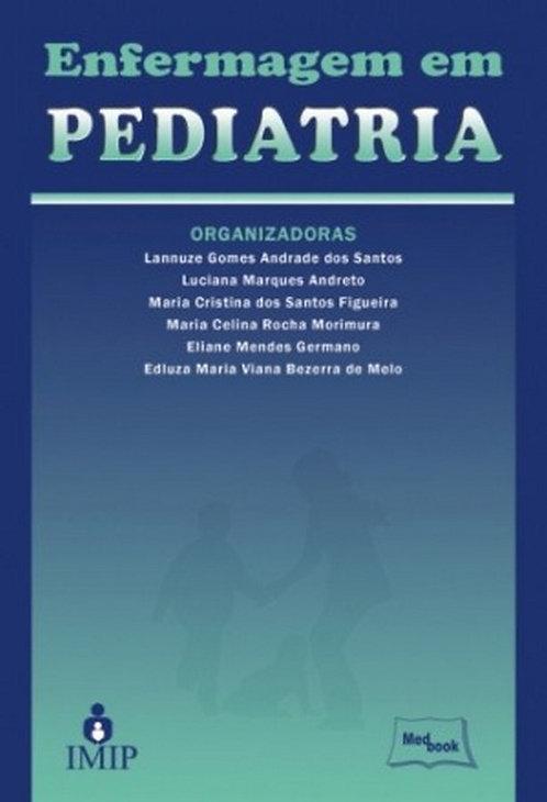 Livro Enfermagem em Pediatria