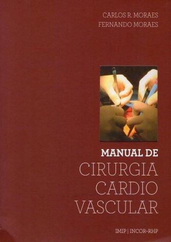 Livro Manual de Cirurgia Cardiovascular