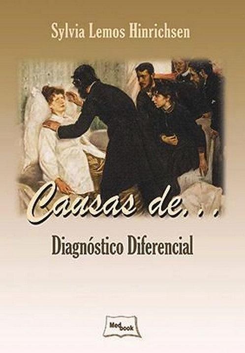 Livro Causas de... Diagnóstico Diferencial