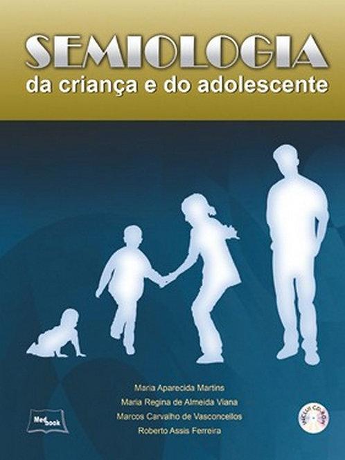 Livro Semiologia da Criança e do Adolescente