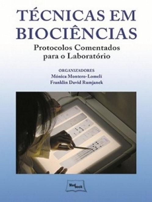 Livro Técnicas em Biociências - Protocolos Comentados para o Laboratório