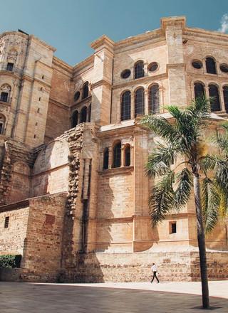 MÁLAGA  (SPANIEN)