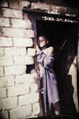 Dr Noely Mapunda photo at 15 years, Ugano