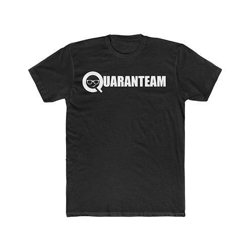 Quaranteam Men's Cotton Crew Tee