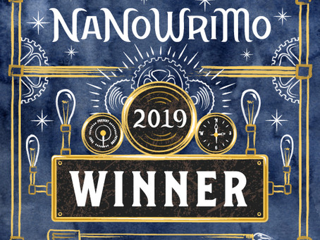 After six years of defeat... I WON NANOWRIMO!