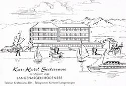 Renoviertes Kurhotel