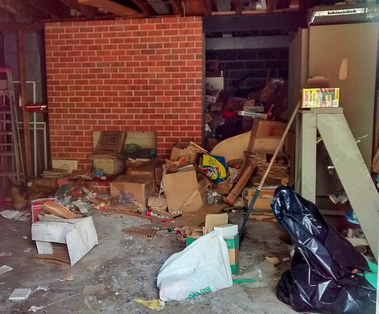 Basement-Garage-Attic Cleanout- The Junk Removal Pros