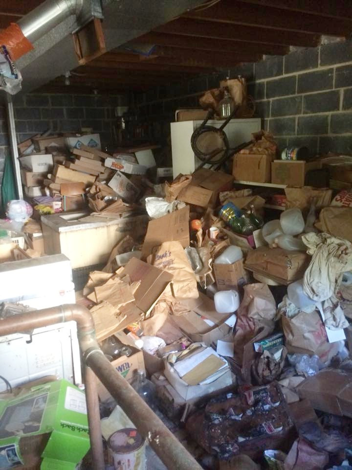 Hoarding Clean-out Done By The Junk Removal Pros