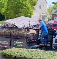 Junk Removal The Junk Removal Pros Montgomery County MD
