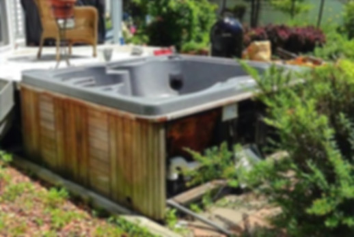 hot tub removal The Junk Removal Pros