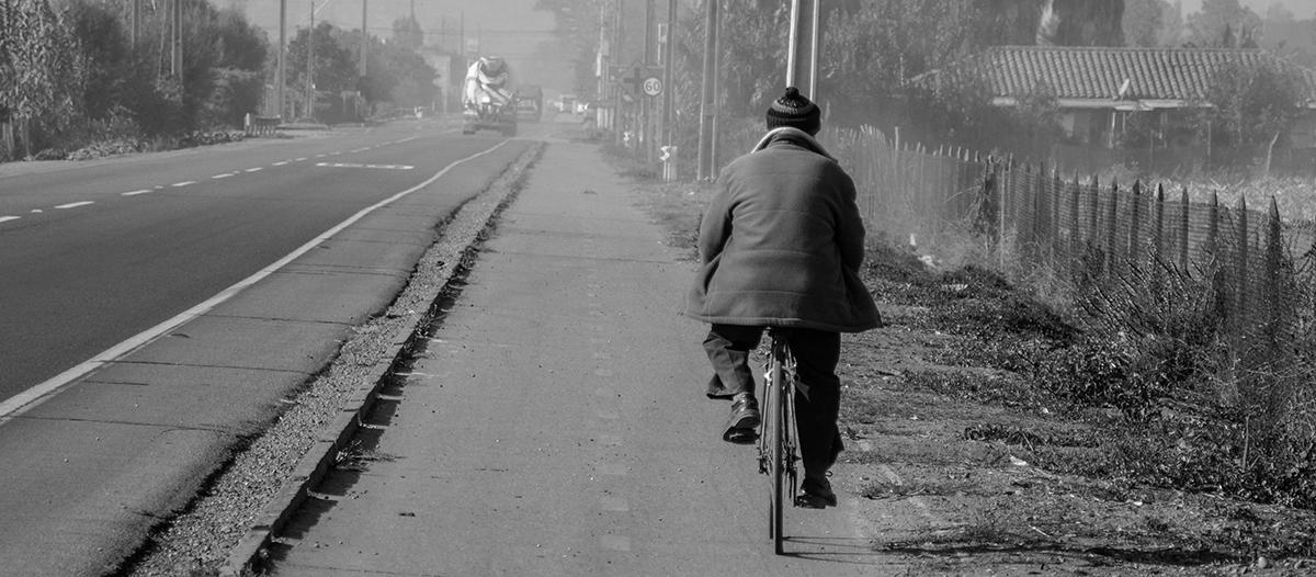 Honrosa adultos - Nunca dejar der pedalear