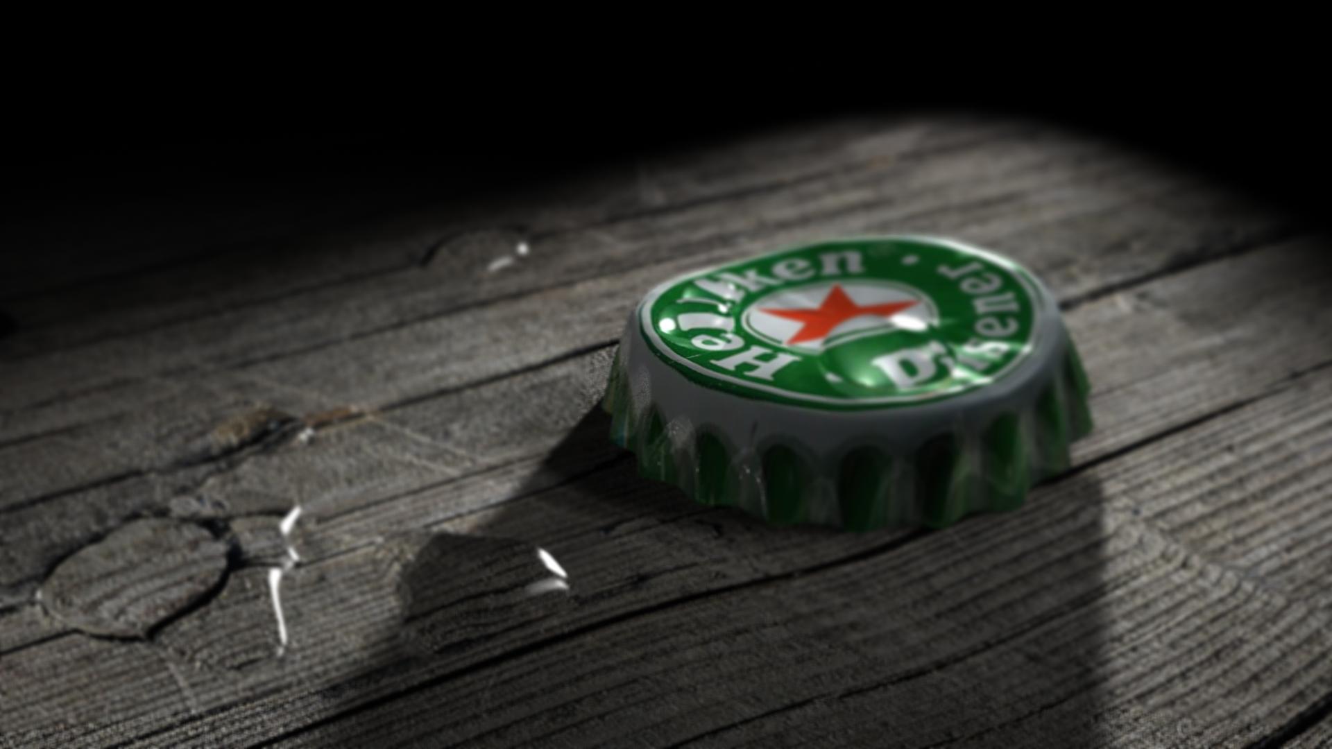 3D - Gráfica Heineken